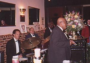 Trio with Walter Jackson
